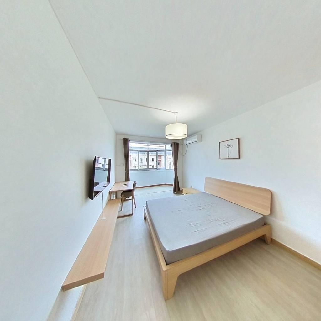 整租·惠德新邨 2室1厅 南卧室图