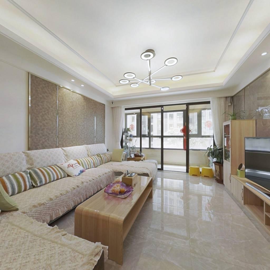 全新的楼房 高层板房 面积大 小区绿化好物业好