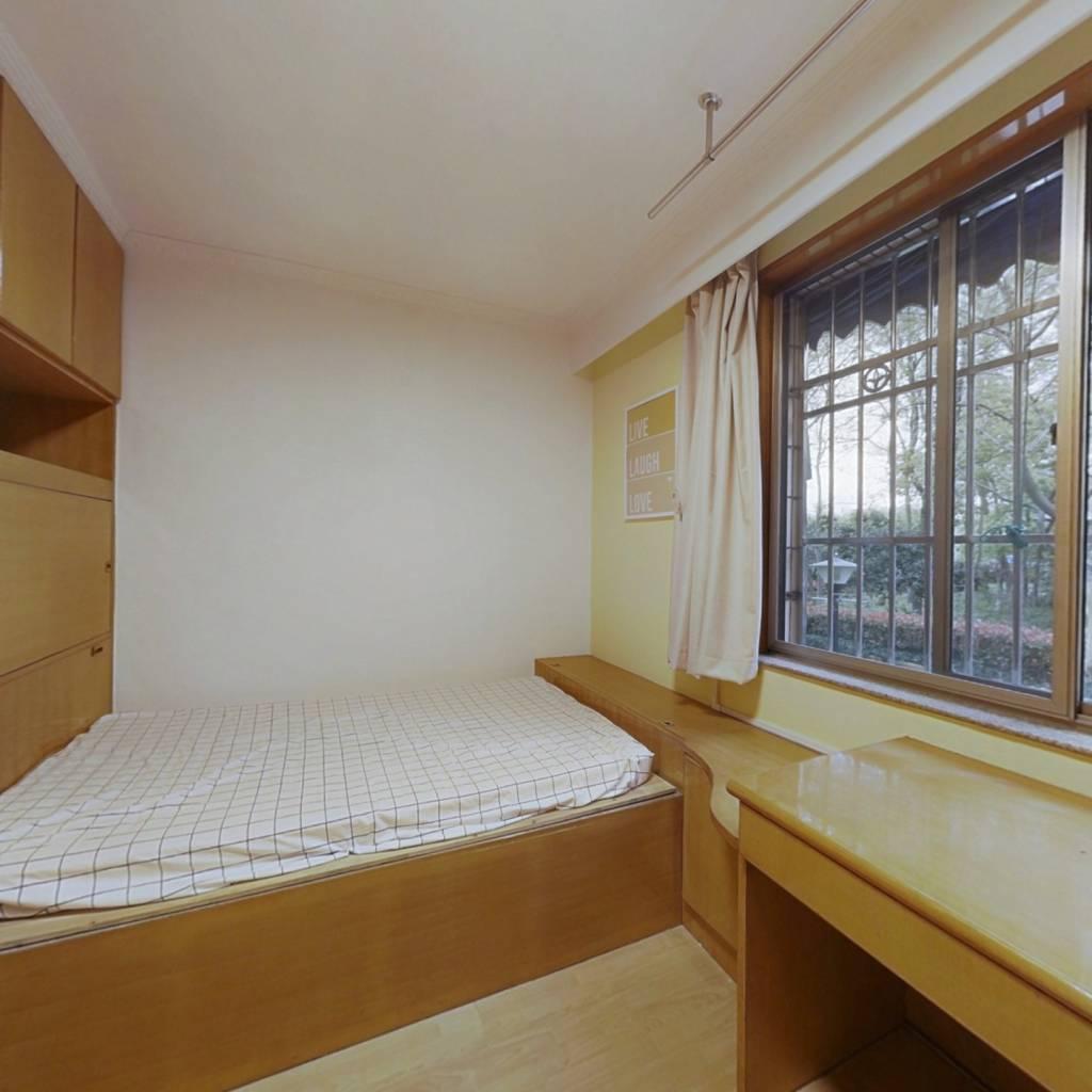 合租·和平小区 4室1厅 北卧室图