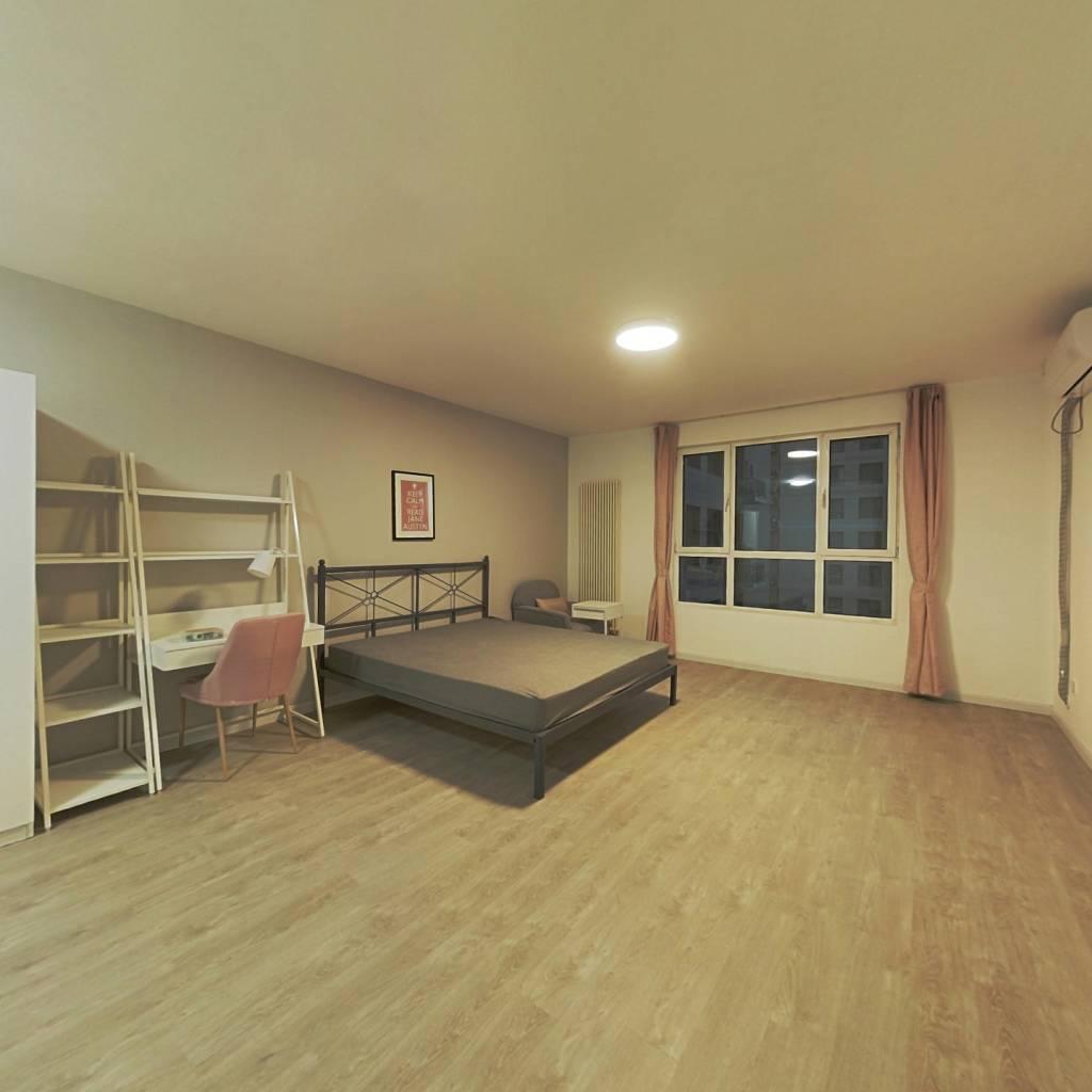 合租·保利金泉 3室1厅 东卧室图