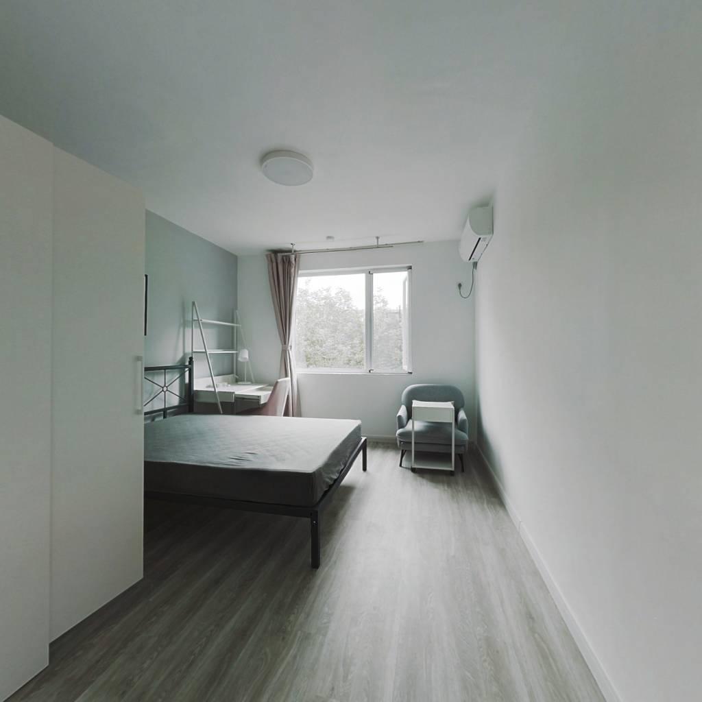 合租·云溪香山 4室1厅 南卧室图