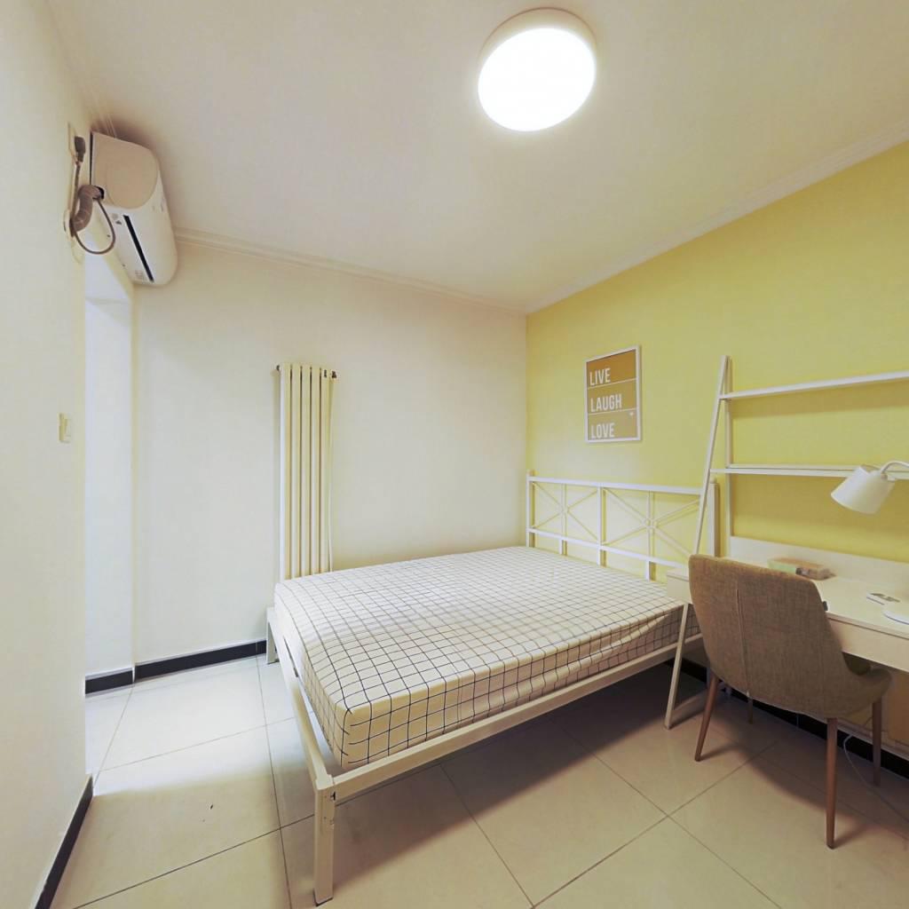 合租·华富丽苑 2室1厅 东北卧室图