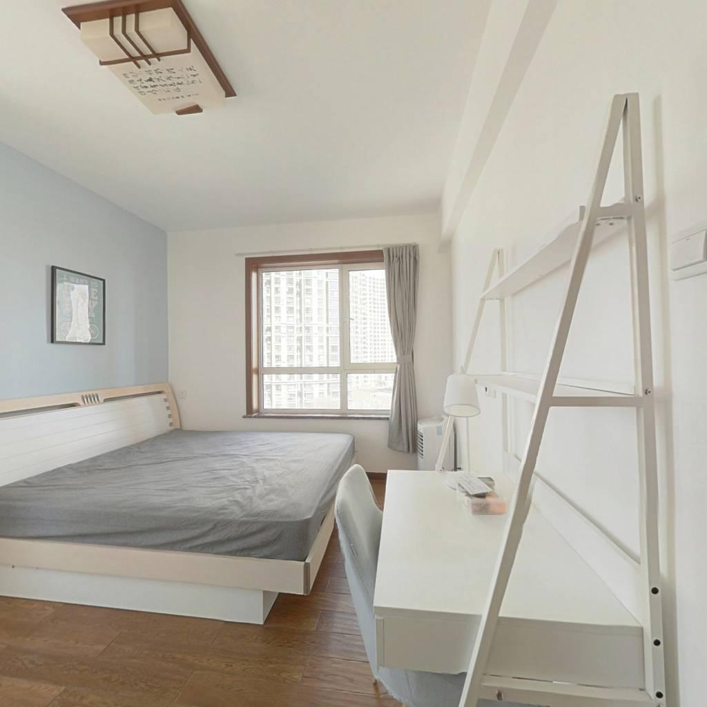 合租·尚都家园 4室1厅 南卧室图