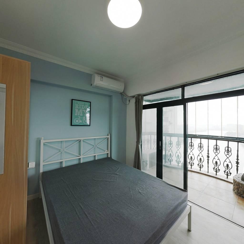 合租·荔港南湾 3室1厅 西卧室图