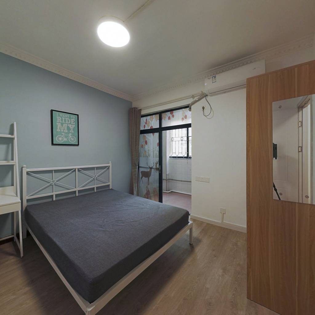 合租·江南花园 3室1厅 东卧室图