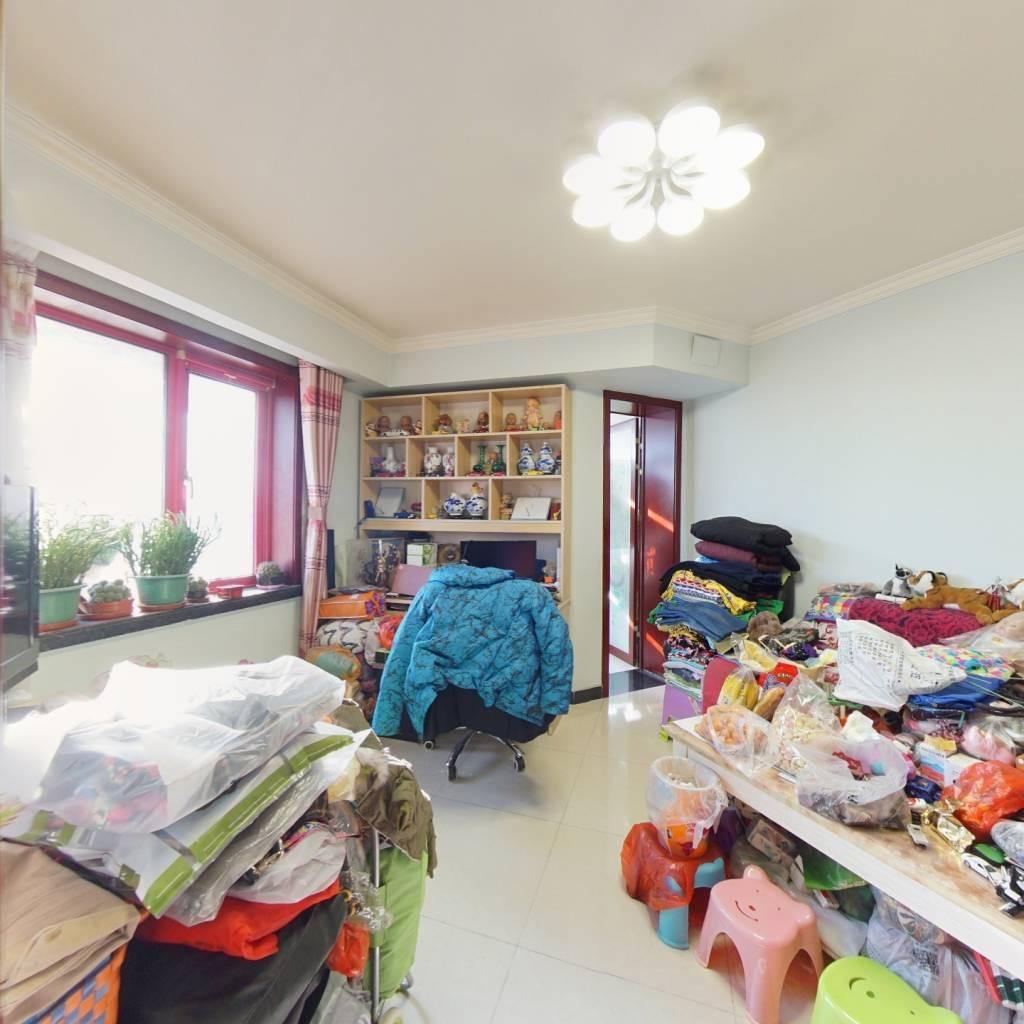 双卧朝南 客厅朝南 依翠园95年低总价两居室