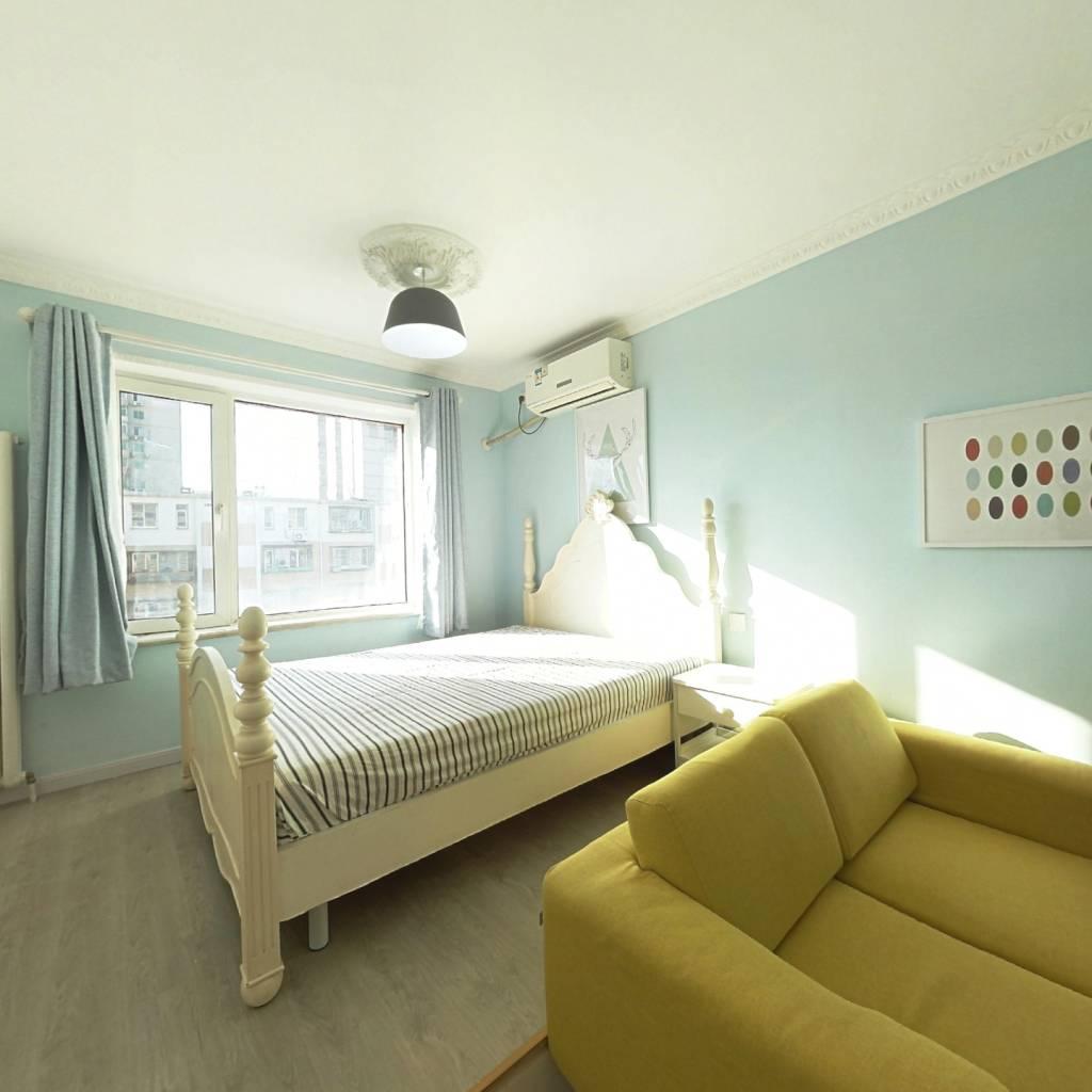 整租·潘家园小区 1室1厅 南卧室图