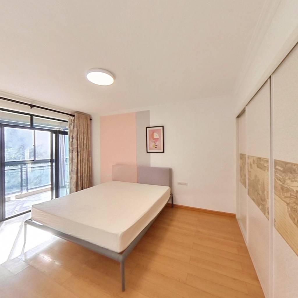合租·同城印象花苑东区 4室1厅 南卧室图