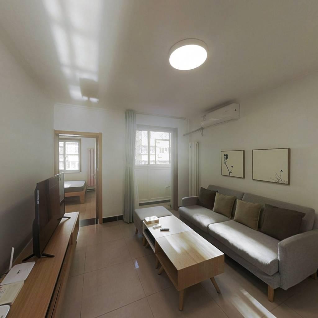 整租·宝盛里 2室1厅 南北卧室图