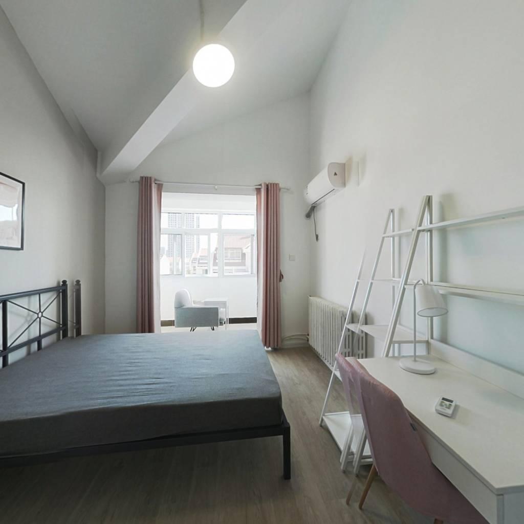 合租·翠溪园 3室1厅 南卧室图