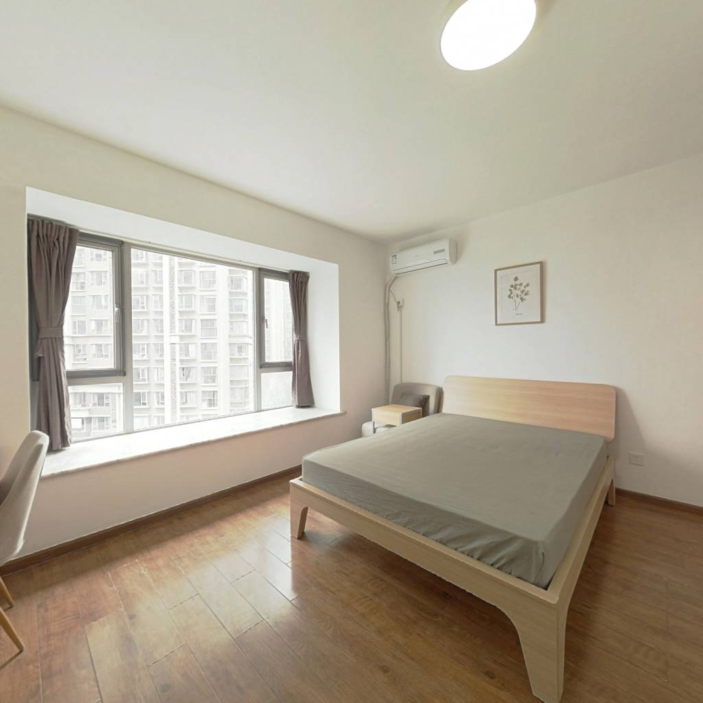 合租·中海兰庭 5室1厅 东卧室图