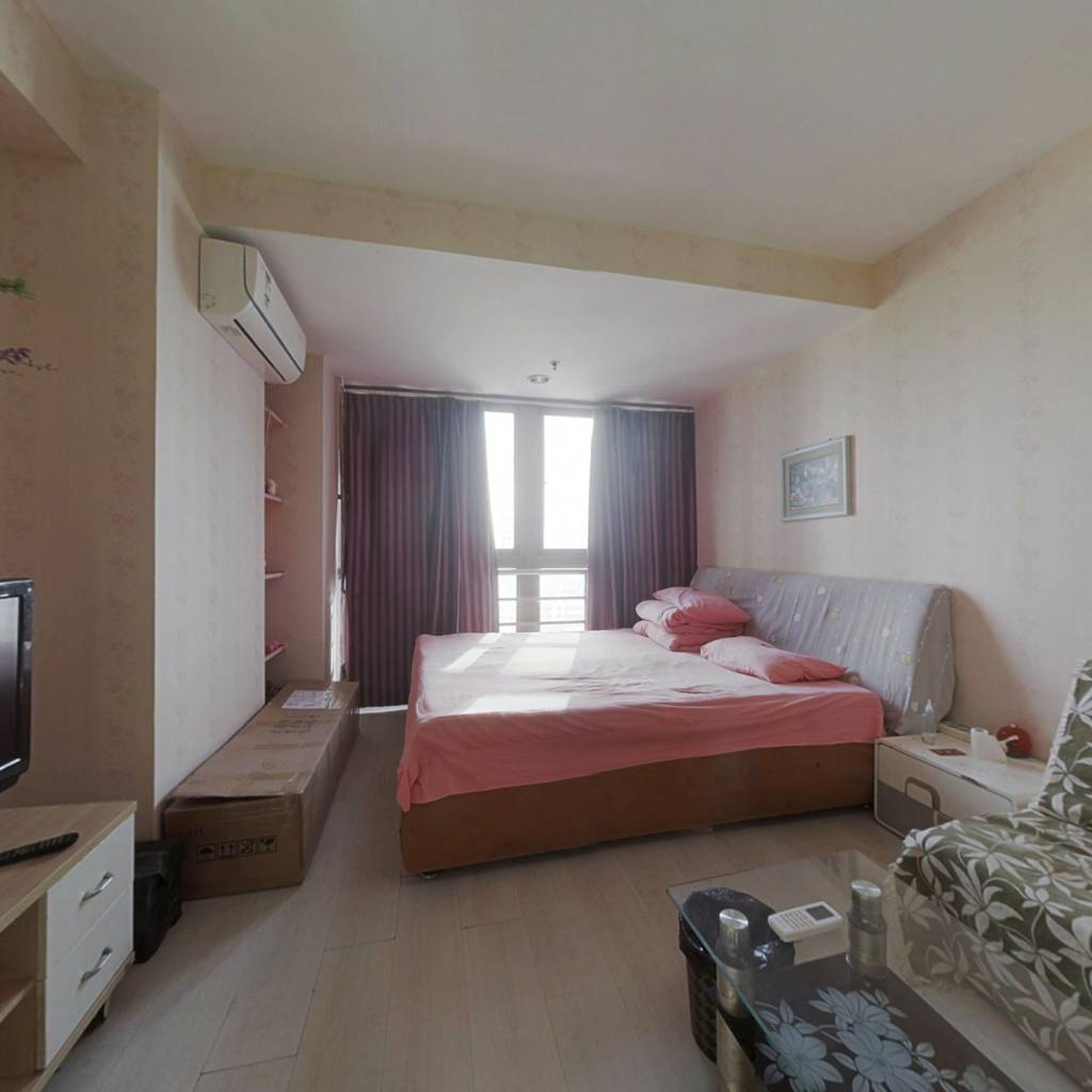 凯嘉大厦——1室1厅40.65m²