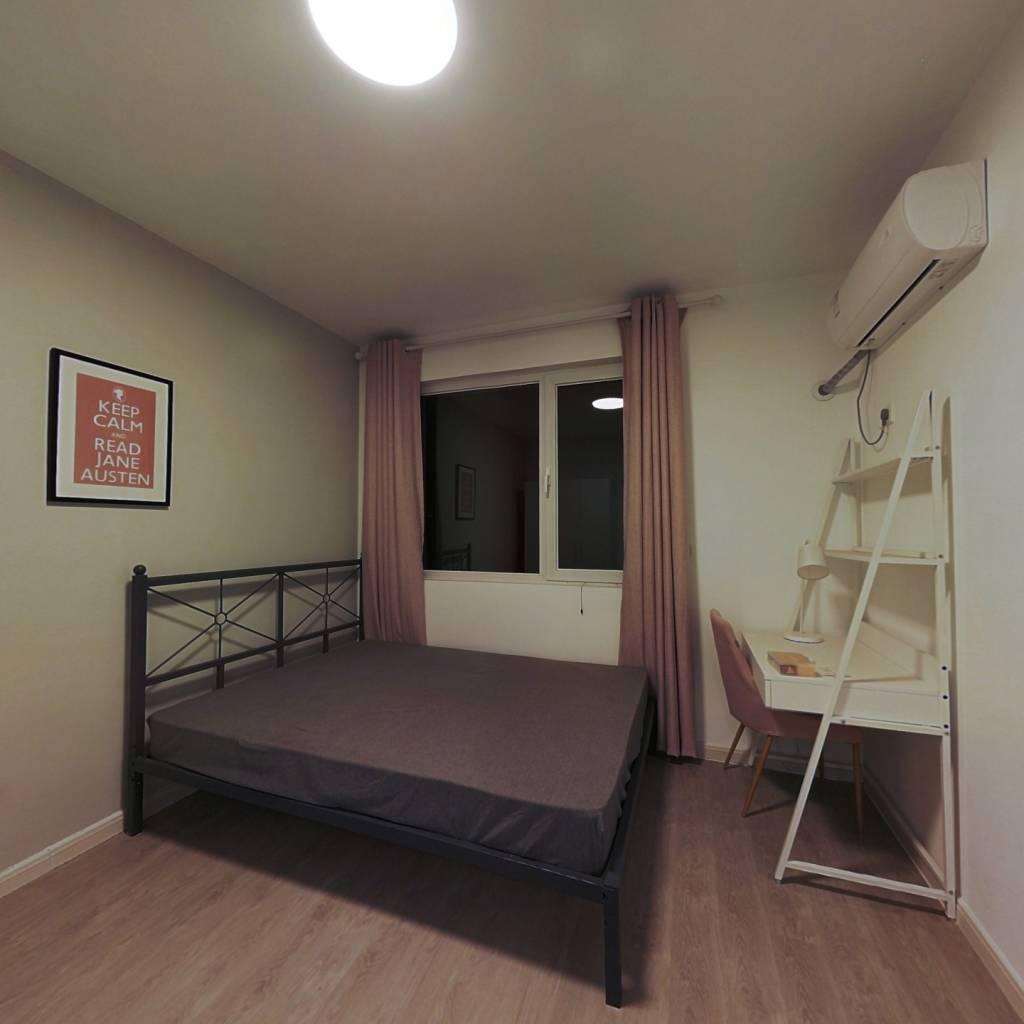 合租·中交樾公馆 4室1厅 南卧室图