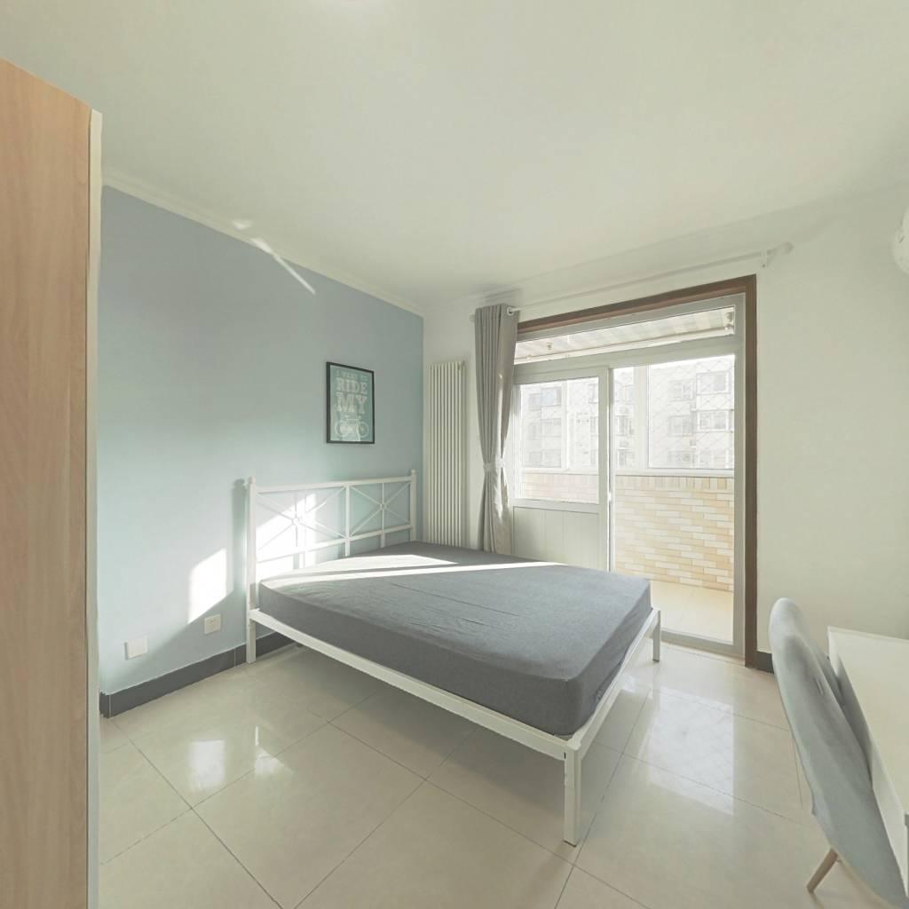 合租·新悦家园 3室1厅 南卧室图
