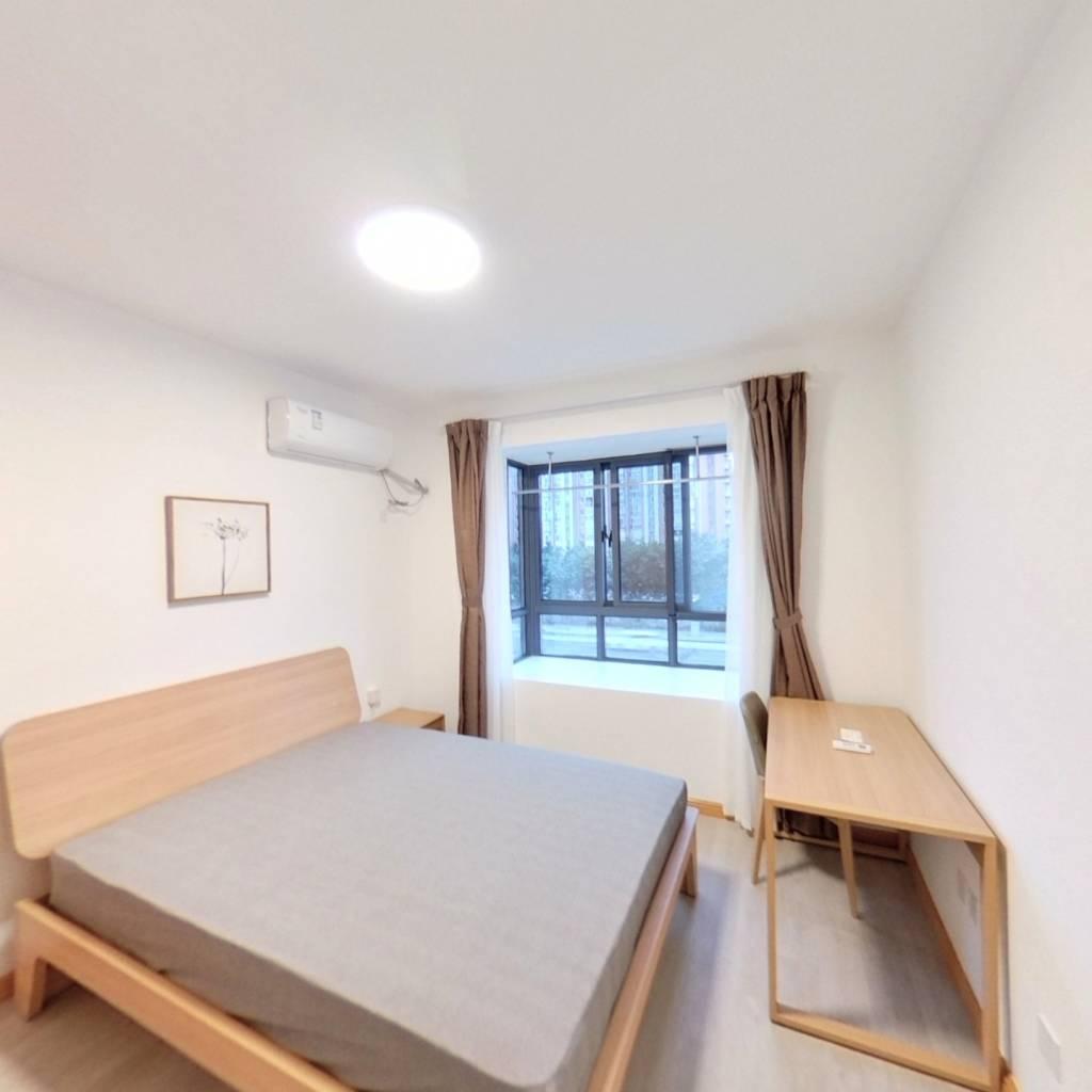 整租·梅香苑 2室1厅 南卧室图