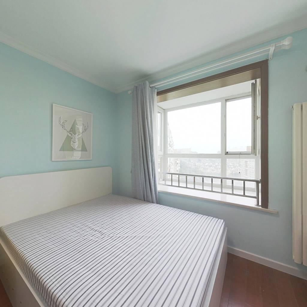 整租·北街家园八区 1室1厅 东卧室图