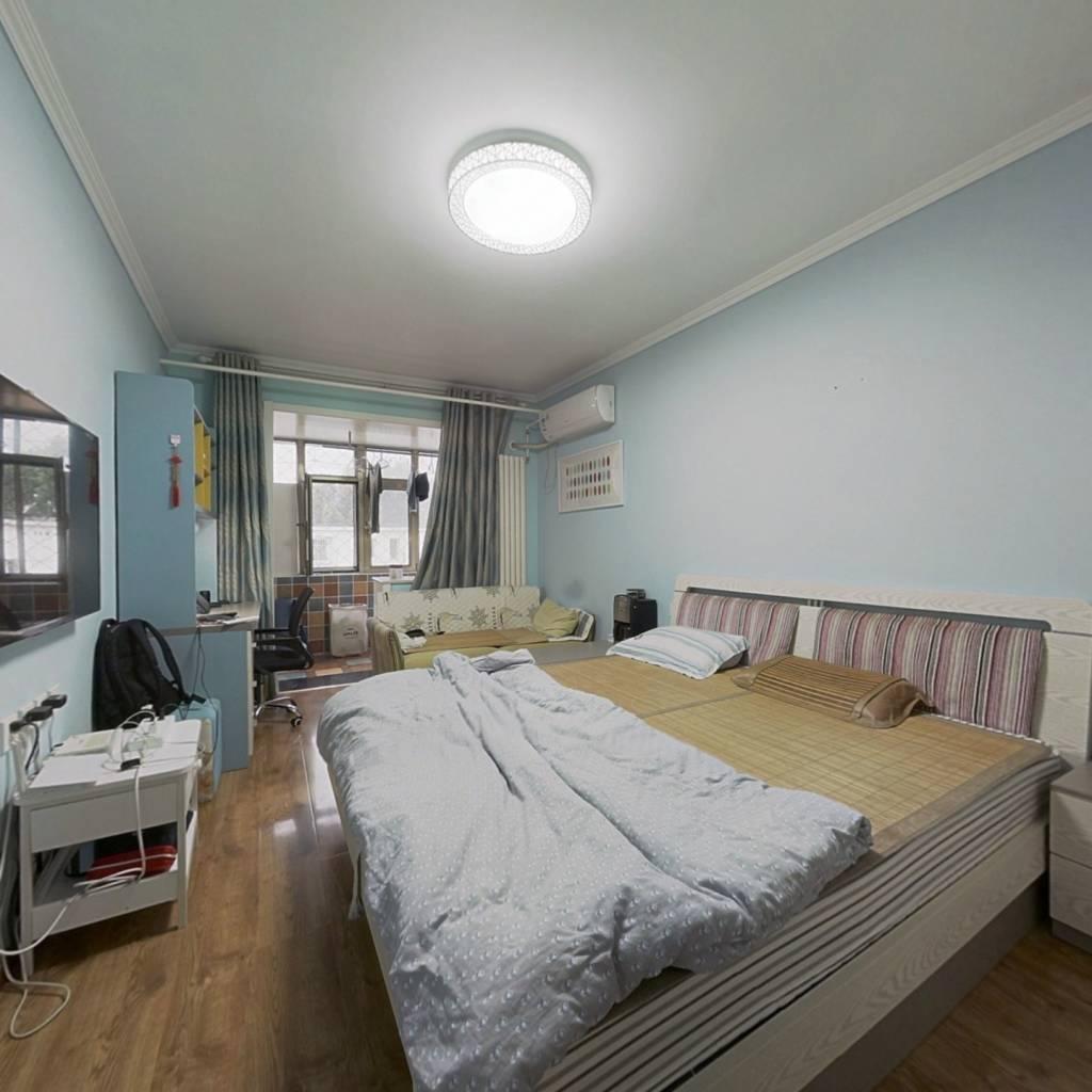 总价低 南向一居室 满五年唯一 采光好无遮挡