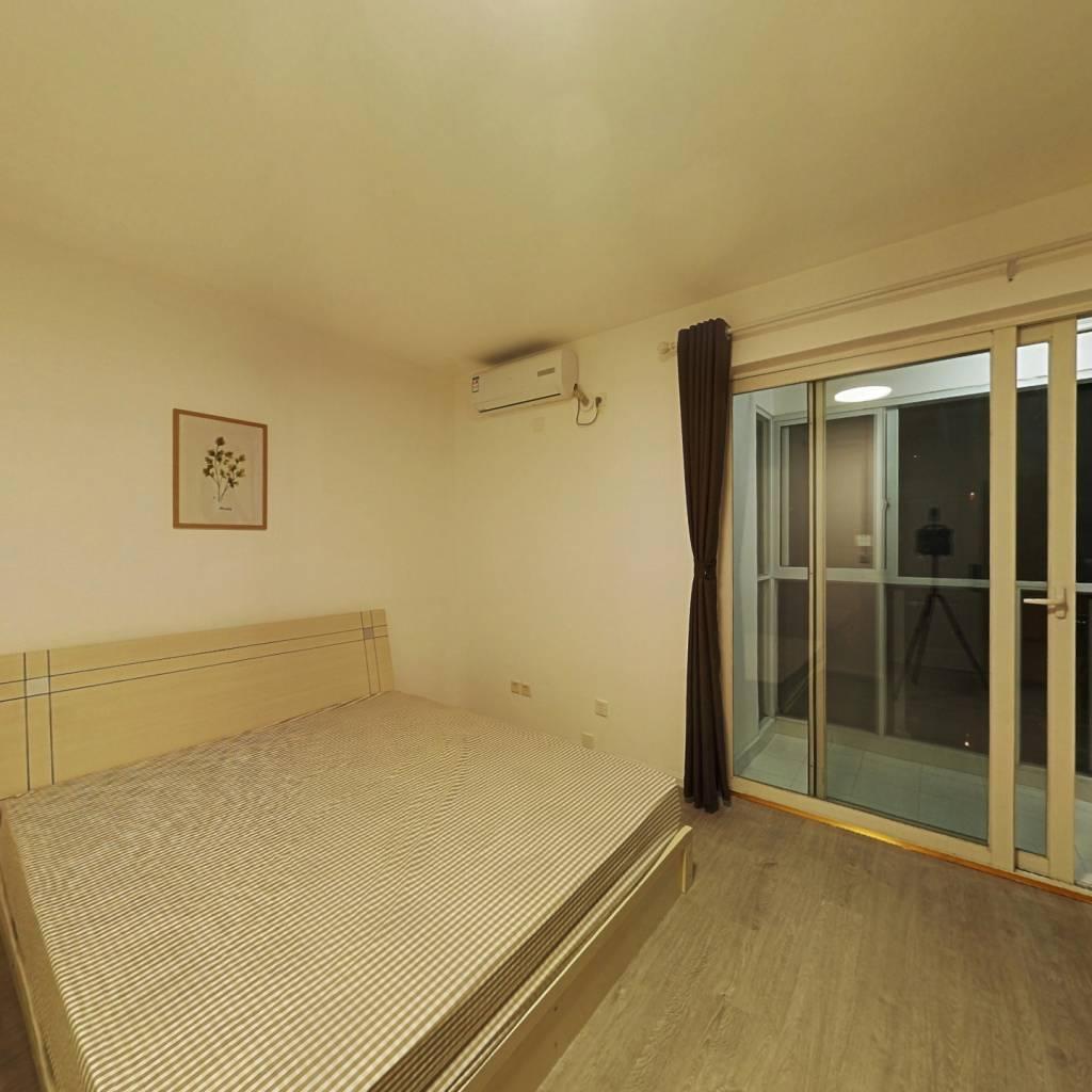 合租·南城都汇汇雅园二期 3室1厅 东卧室图