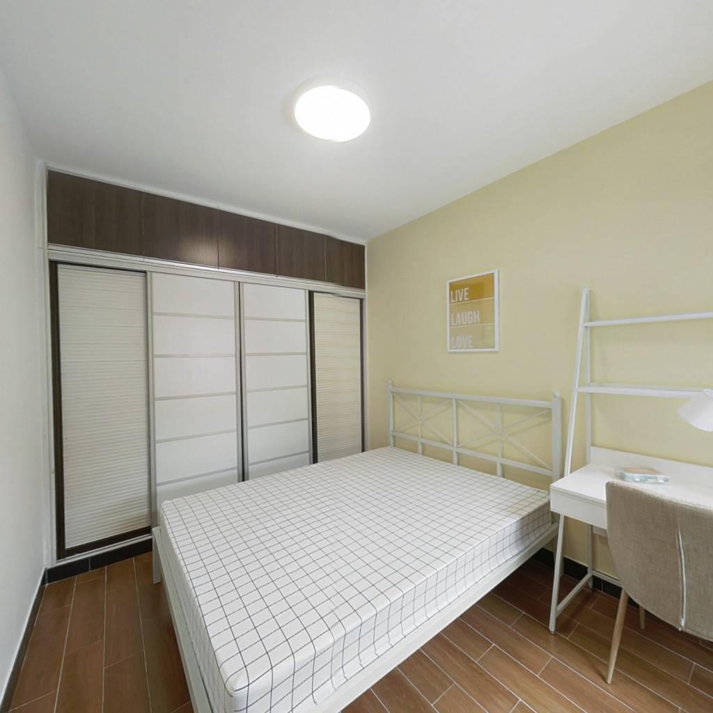 合租·璟泰大厦 3室1厅 南卧室图
