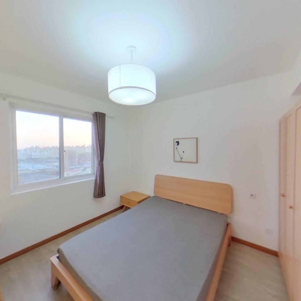整租·浦江瑞和城陆街区(南) 1室1厅 南卧室图
