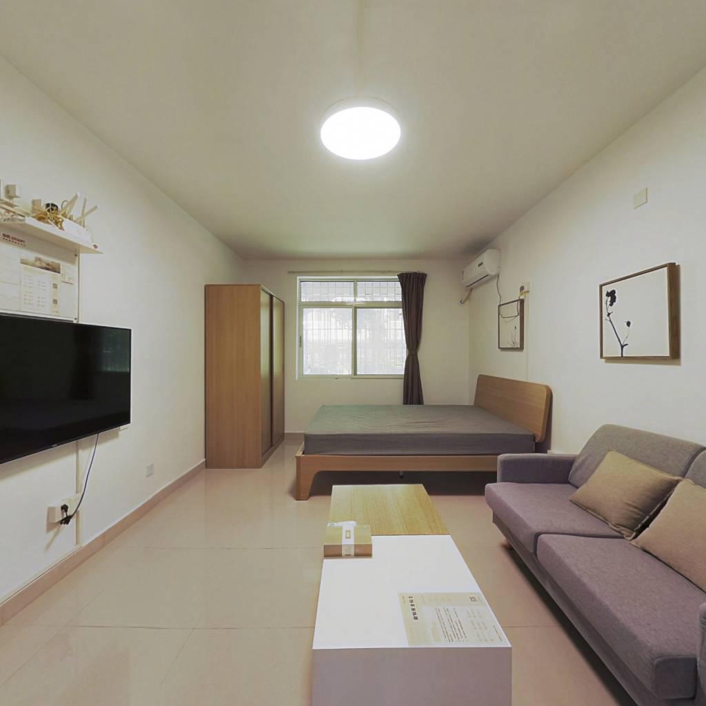 整租·荔馨村南山区 1室1厅 东卧室图
