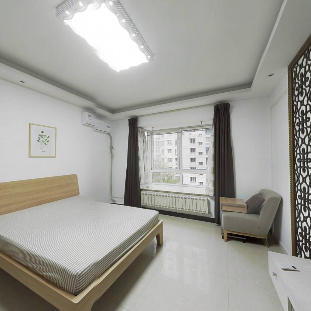 合租·统建锦绣江南 5室1厅 北卧室图