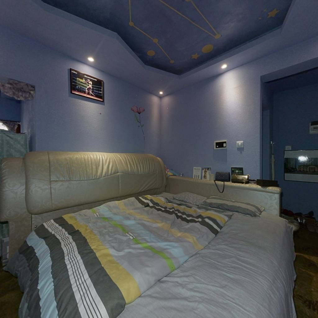 天骄北麓精装一室房东诚心出售。