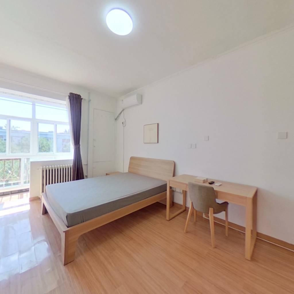 整租·花园村小区 2室1厅 南北卧室图
