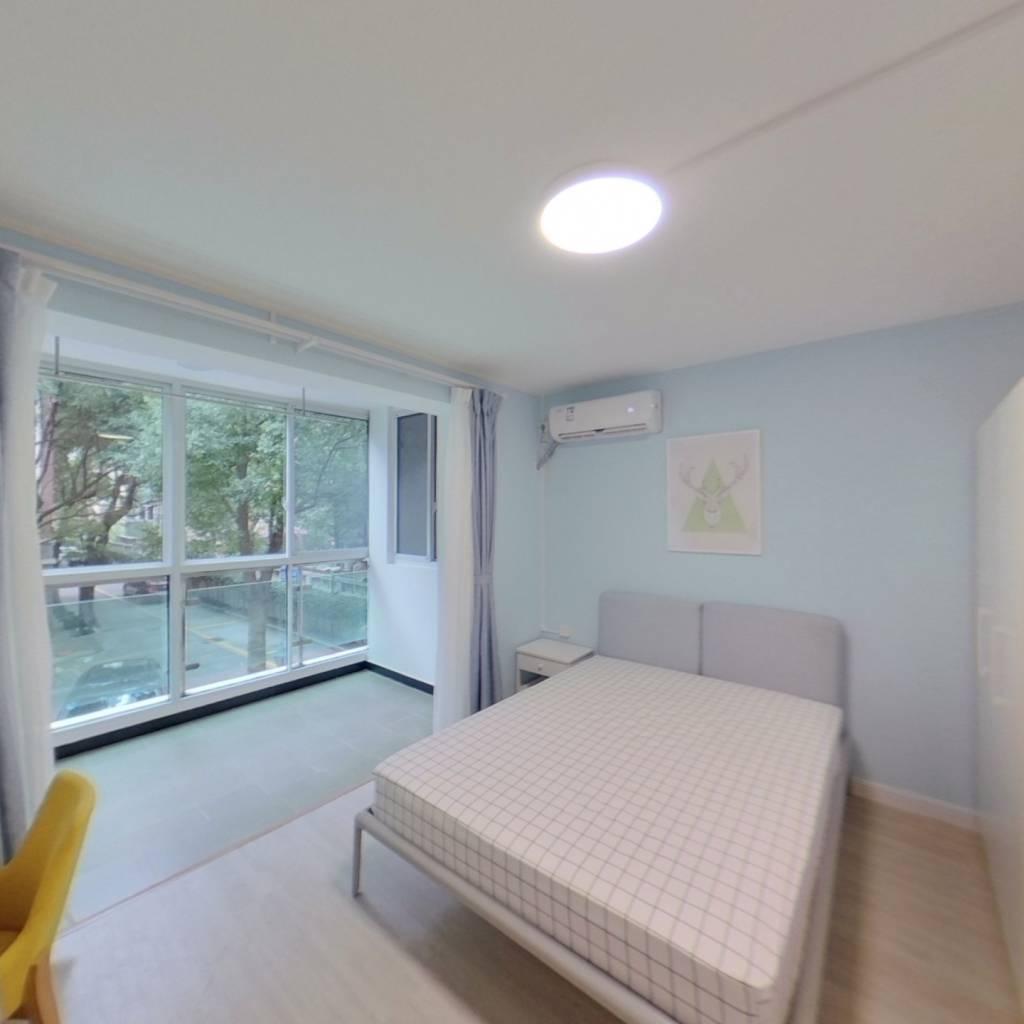 整租·富林苑(一期) 1室1厅 南卧室图