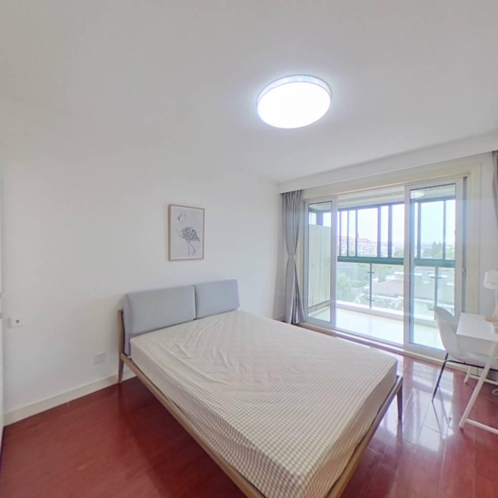 合租·三盛颐景园(公寓) 3室1厅 南卧室图