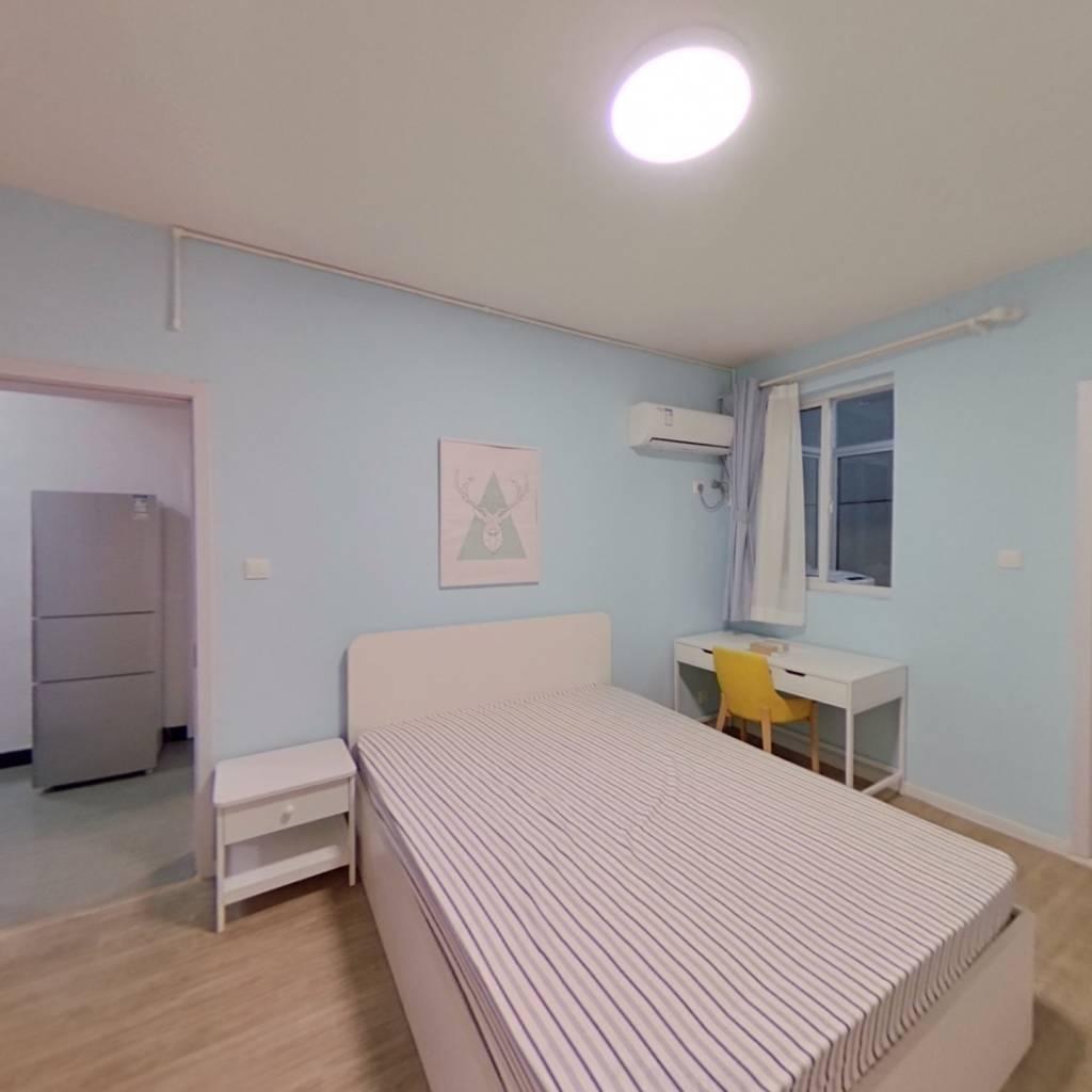 整租·太平南路 2室1厅 东卧室图
