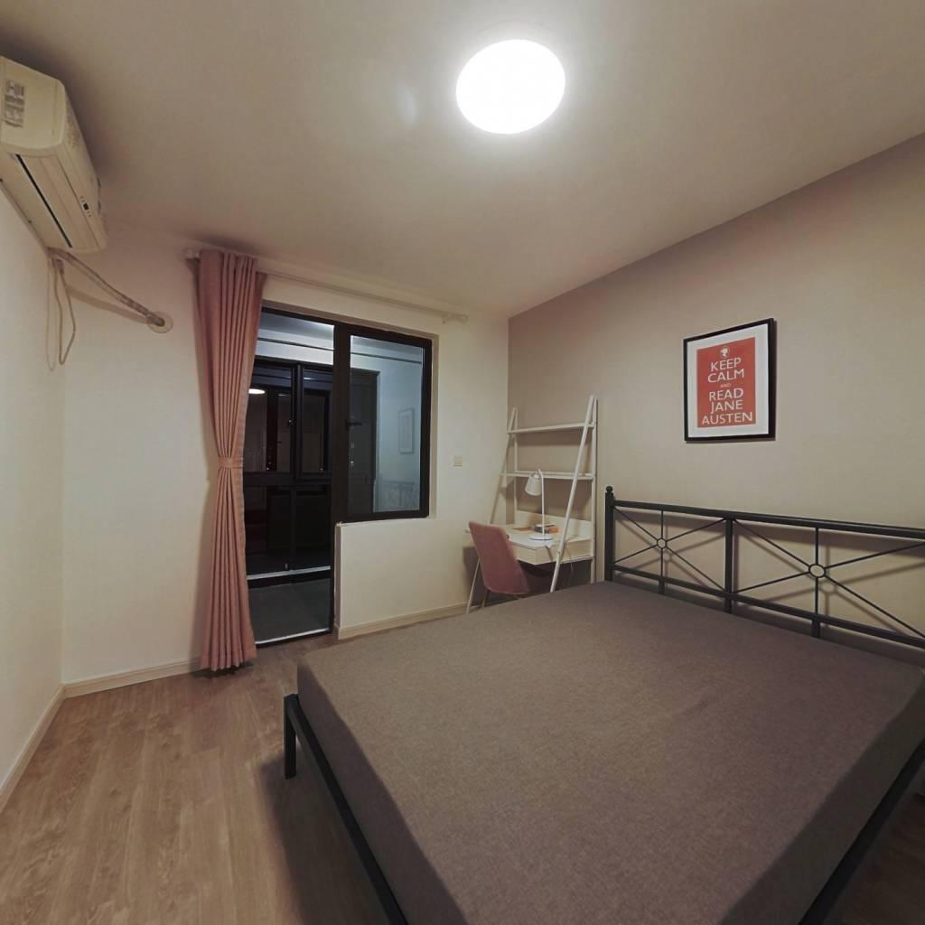合租·新凯城香樟苑 3室1厅 南卧室图