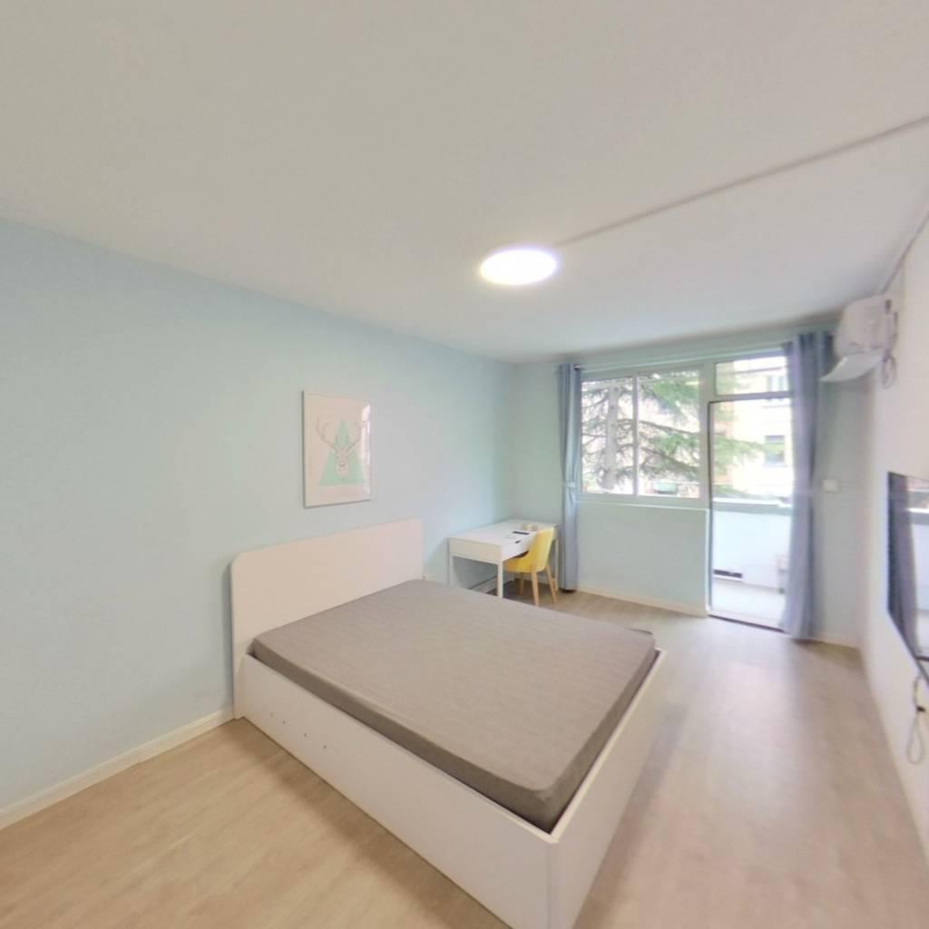 整租·永德小区 2室1厅 南卧室图