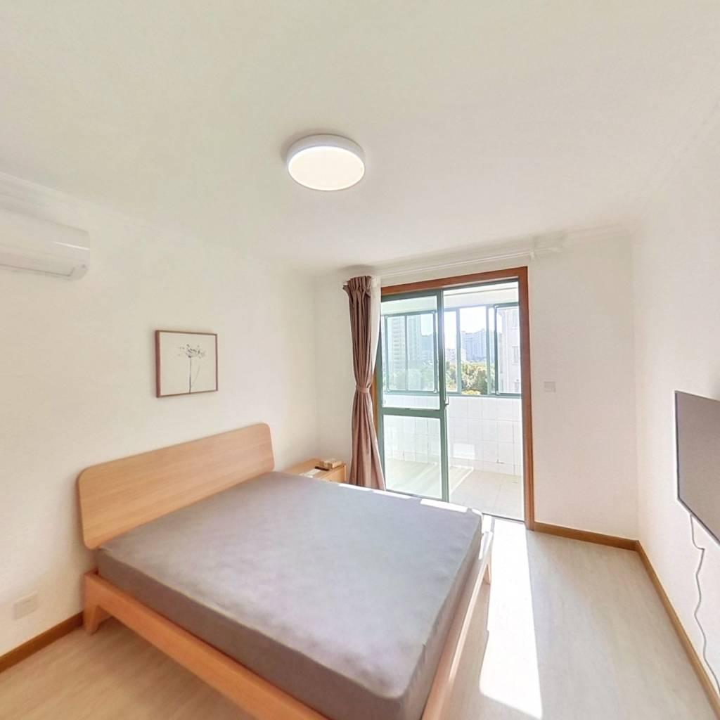 整租·双秀西园 2室1厅 南卧室图