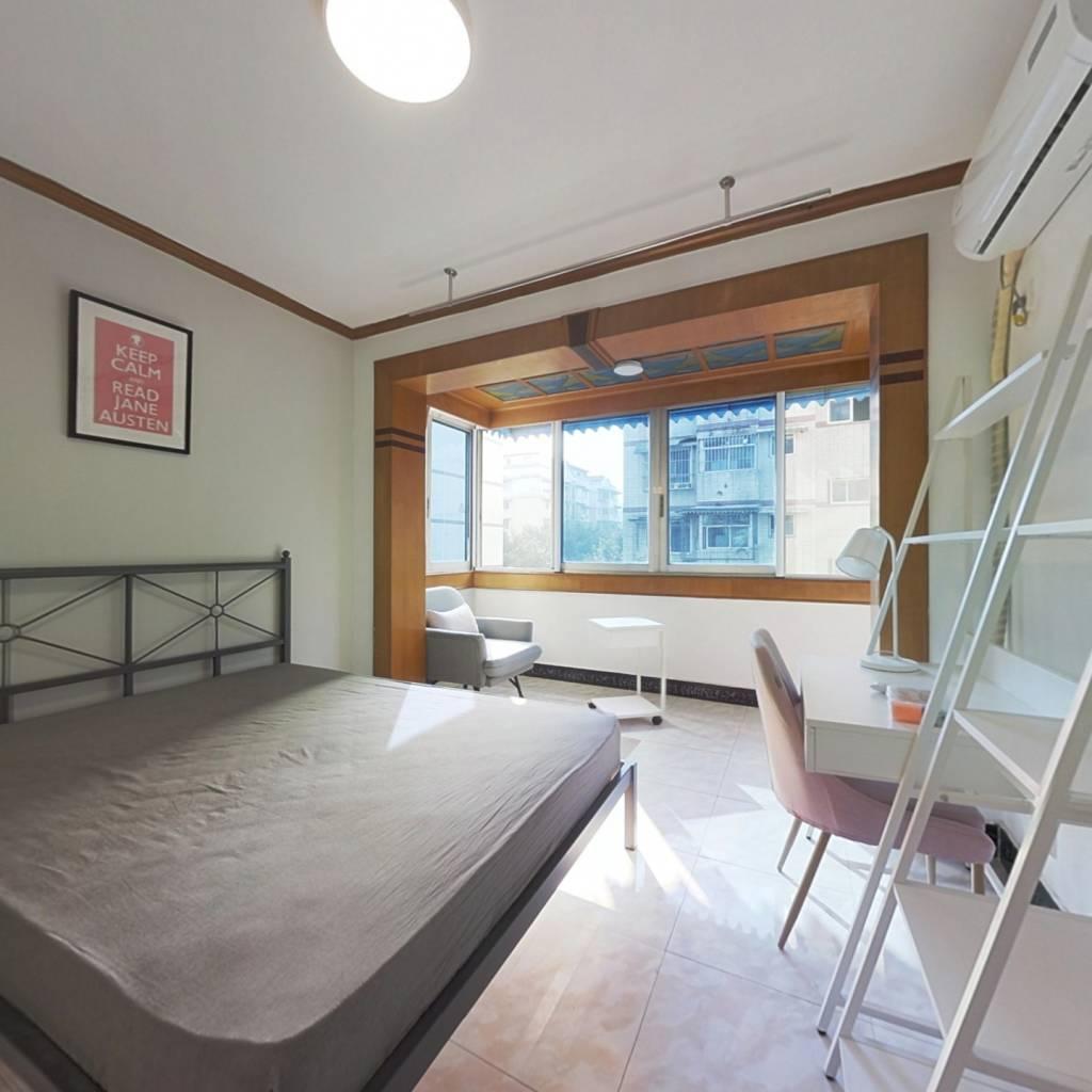 合租·二十一世纪花园一期 3室1厅 北卧室图