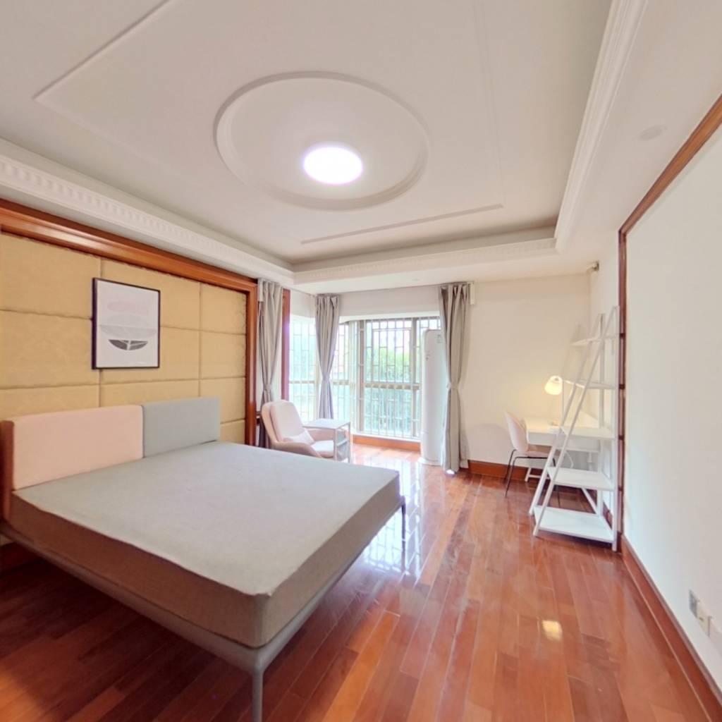 合租·新江湾佳苑 5室1厅 北卧室图