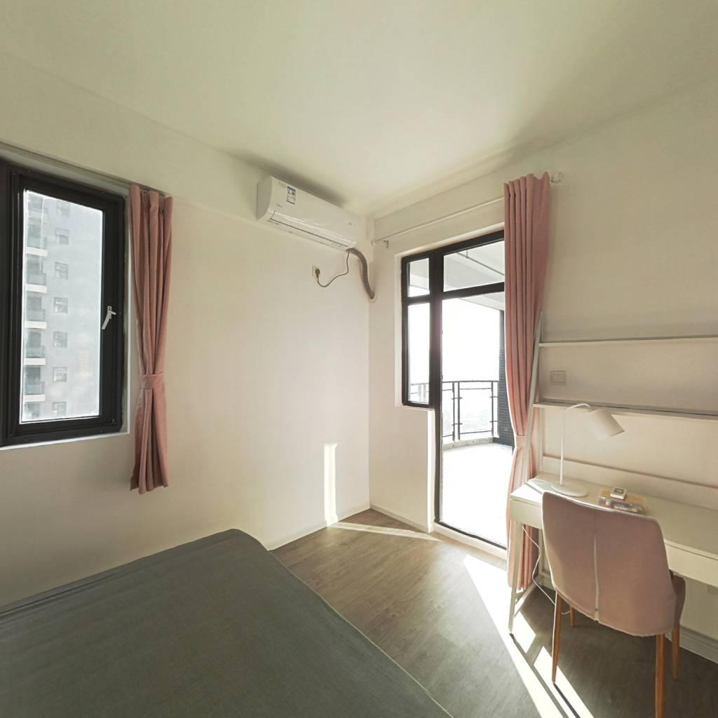 合租·浅水半岛三期 3室1厅 南卧室图
