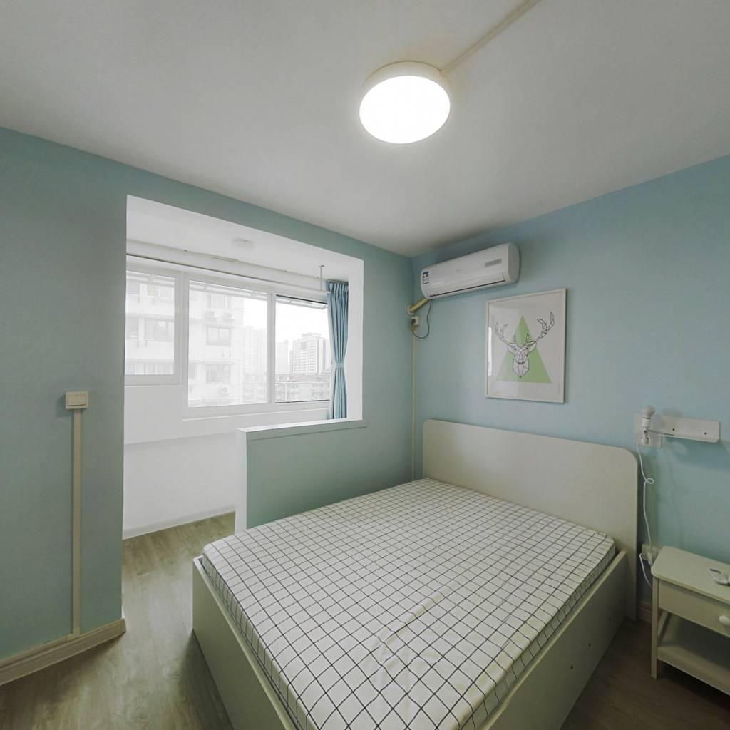 整租·益元大楼 2室1厅 北卧室图