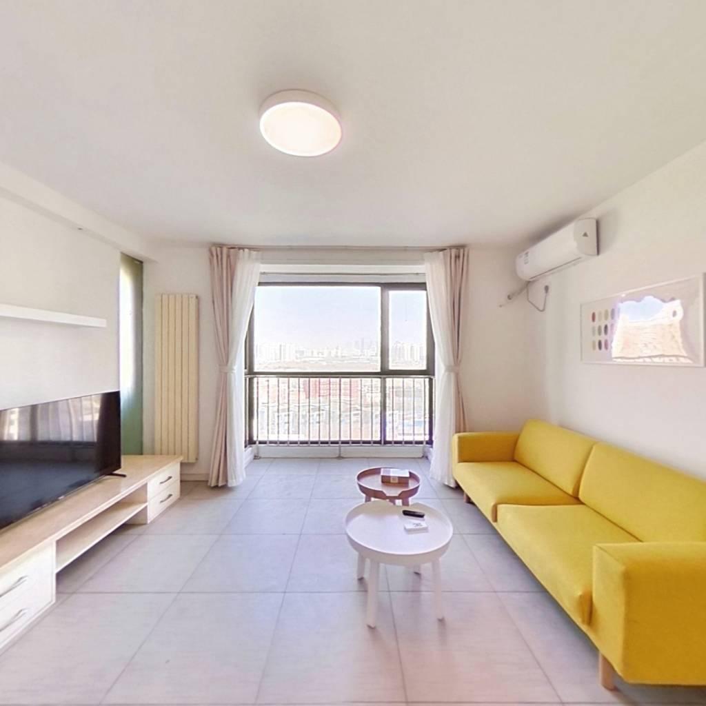 整租·半岛国际公寓 2室1厅 东北卧室图