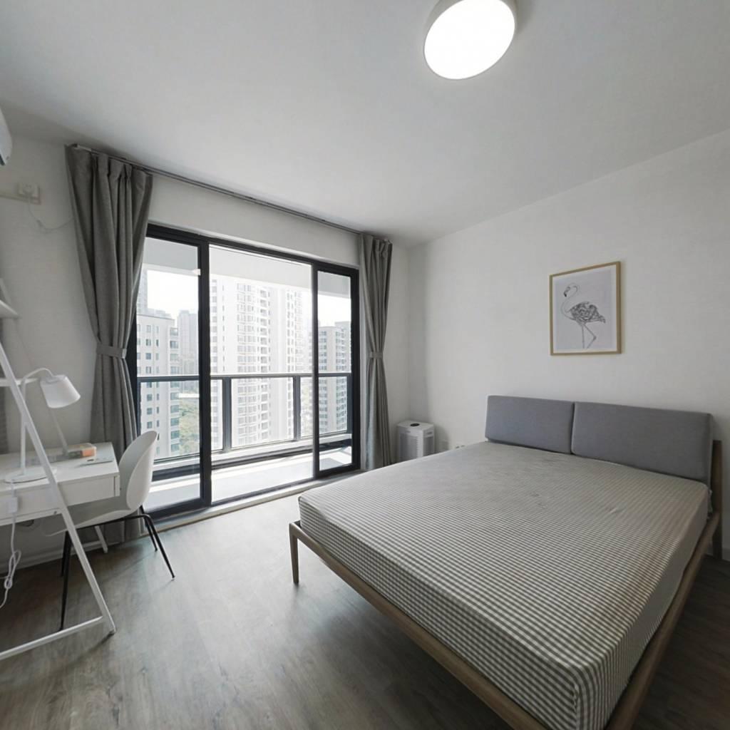 合租·钱江一苑 4室1厅 南卧室图