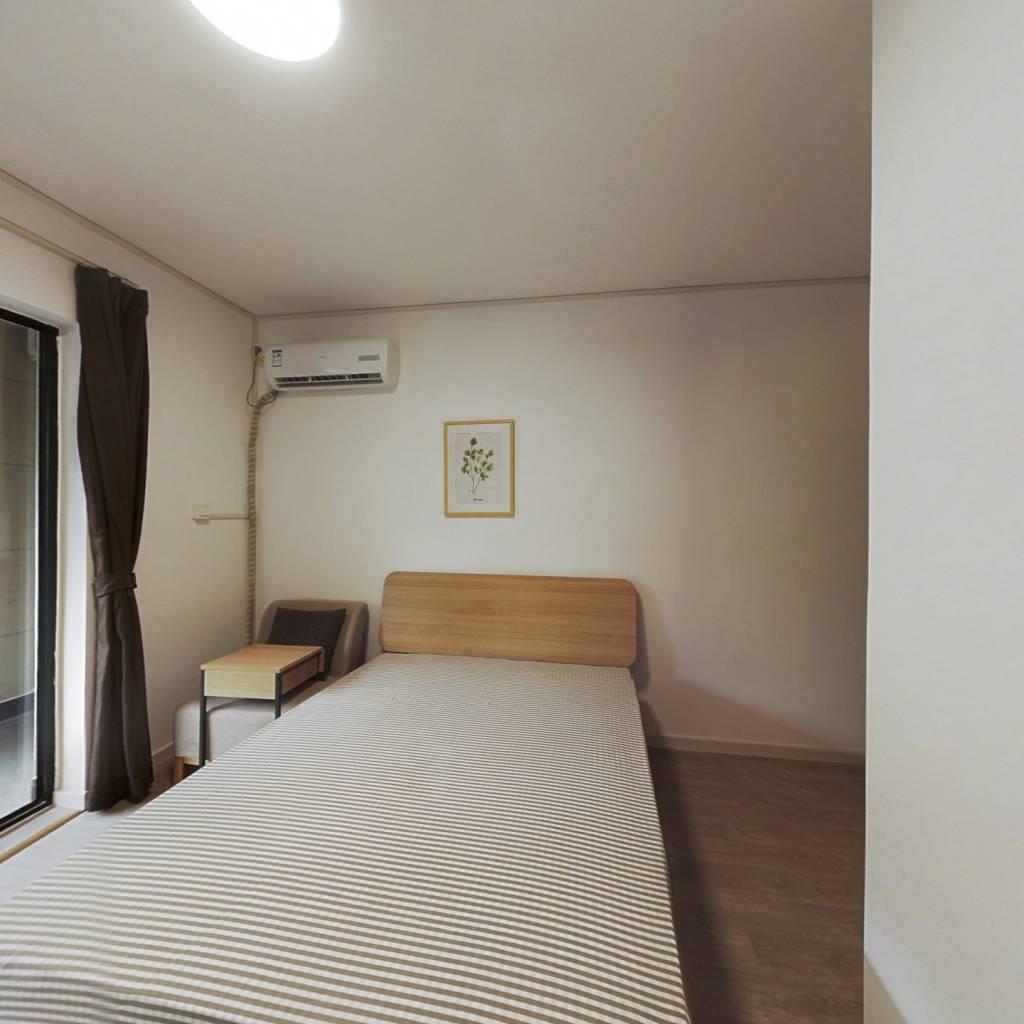 合租·融创融公馆 4室1厅 南卧室图