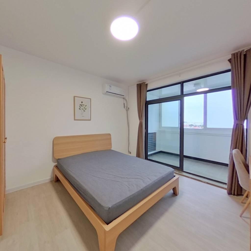 合租·新高苑(三期) 4室1厅 南卧室图