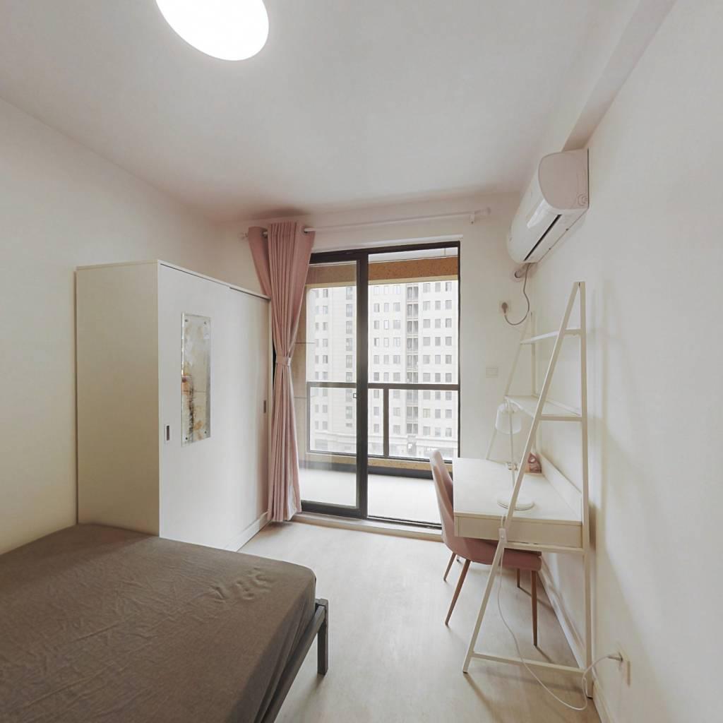 合租·花园新宸府 3室1厅 南卧室图