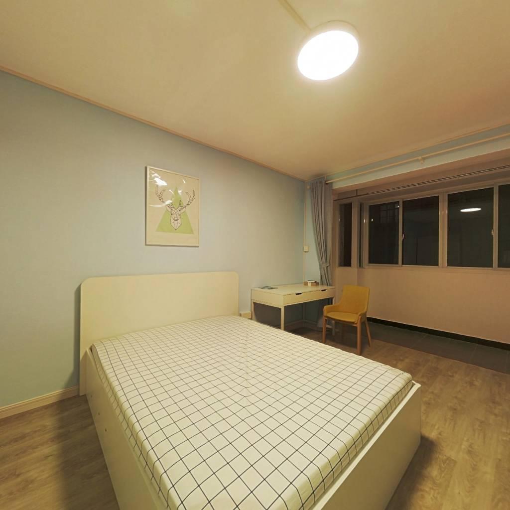 整租·康乐小区(徐汇) 2室1厅 南卧室图