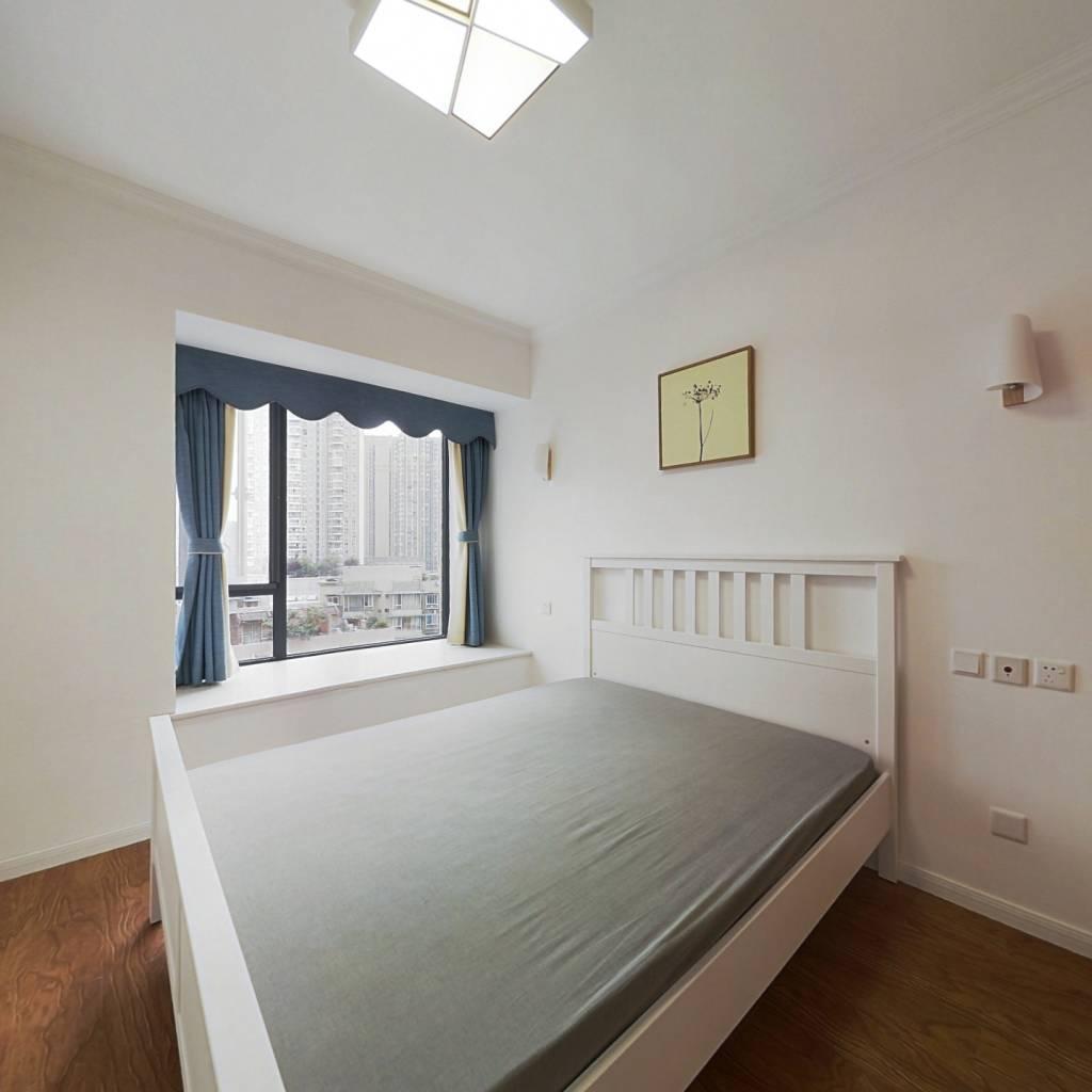 整租·瑞升望江橡树林三期 2室1厅 西南卧室图