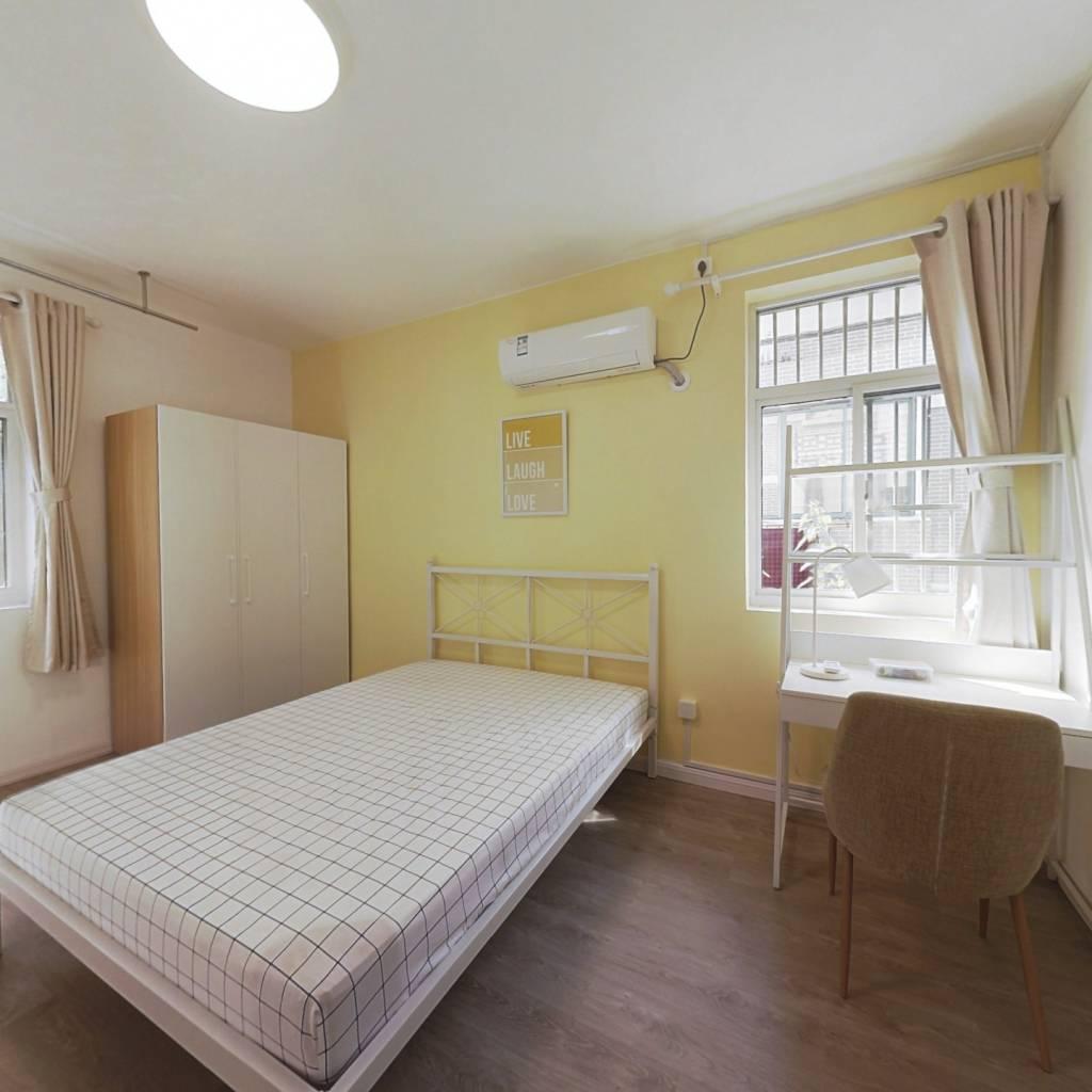 合租·沈举人巷 3室1厅 南卧室图