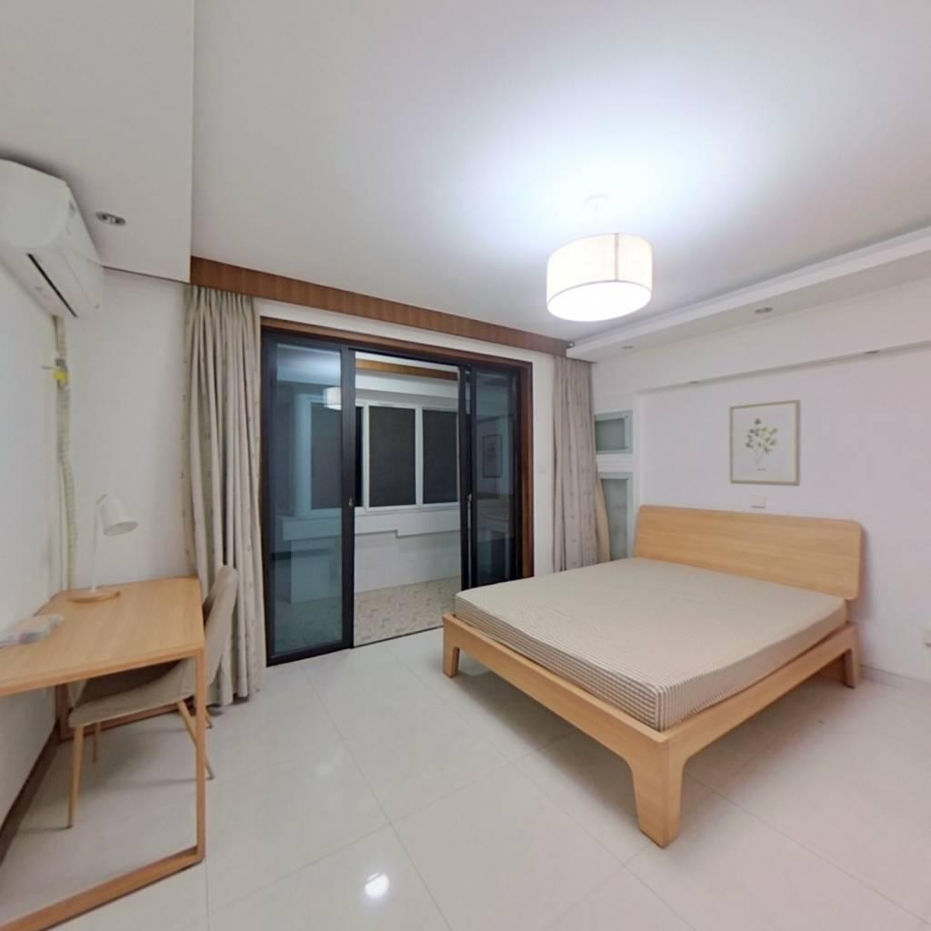合租·临江花园 4室1厅 南卧室图