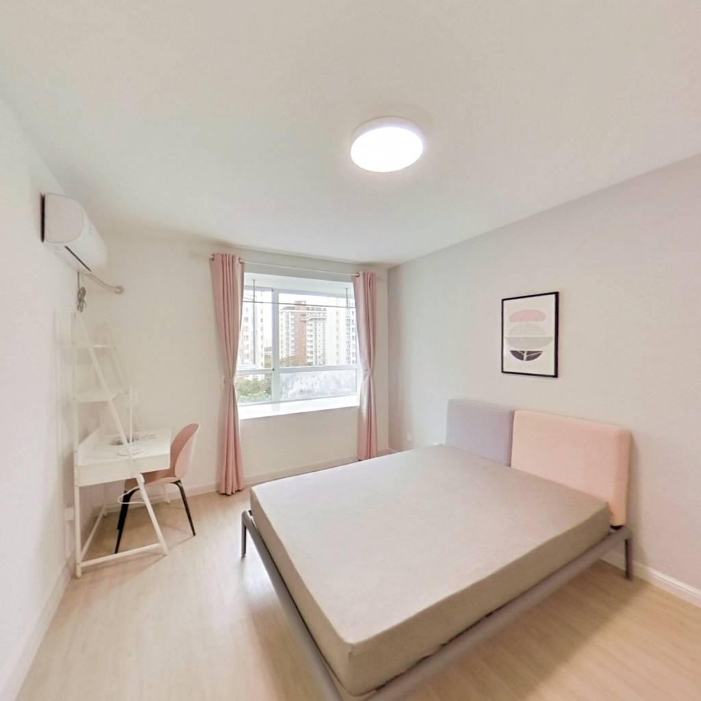 合租·祥生瑞和苑 4室1厅 南卧室图