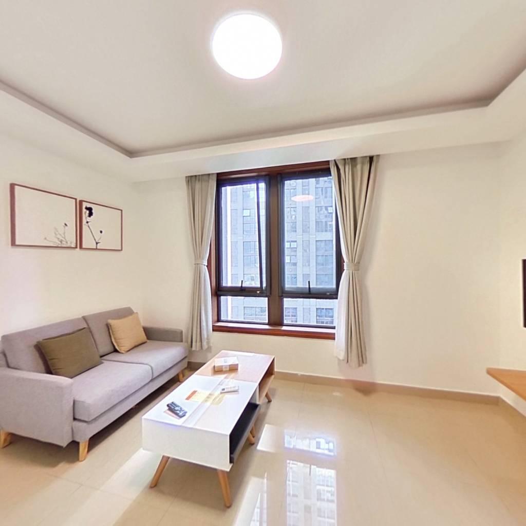 整租·中海万锦城(二期) 1室1厅 北卧室图