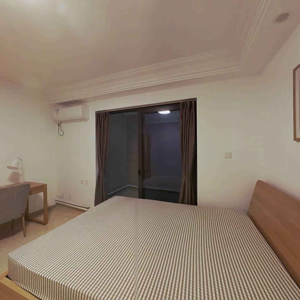 合租·珠岛花园金湾明珠 4室1厅 西卧室图